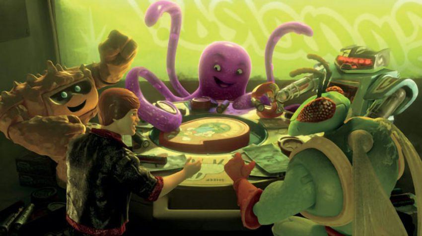 Adegan Judi Di Film Ini Benar-Benar Tidak Terduga, No 1 Bahkan Di Film Disney