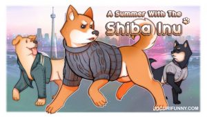 Review Game A Summer With The Shiba Inu