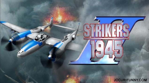 Strikers 1945- 2, Permainan Arcade Shooter Pesawat Klasik yang Sedang Seru