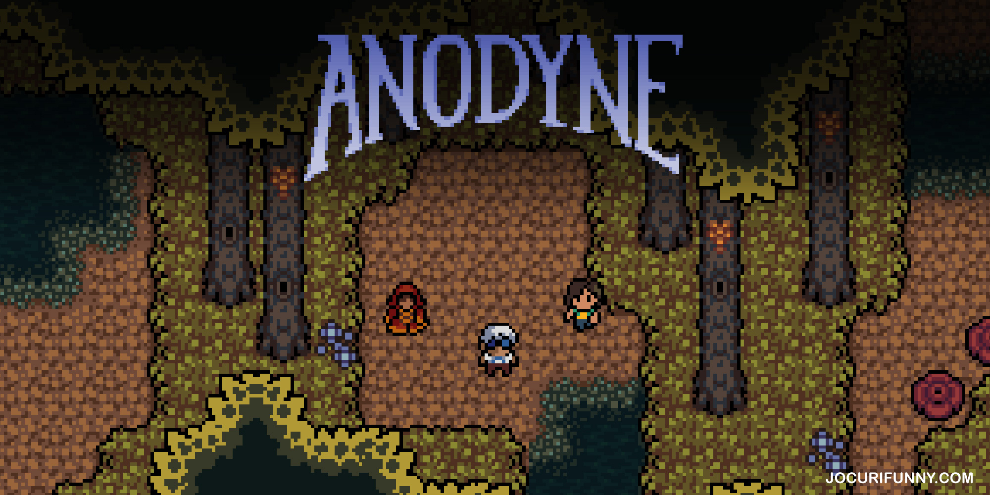 Ulasan Game Jadul Anodyne