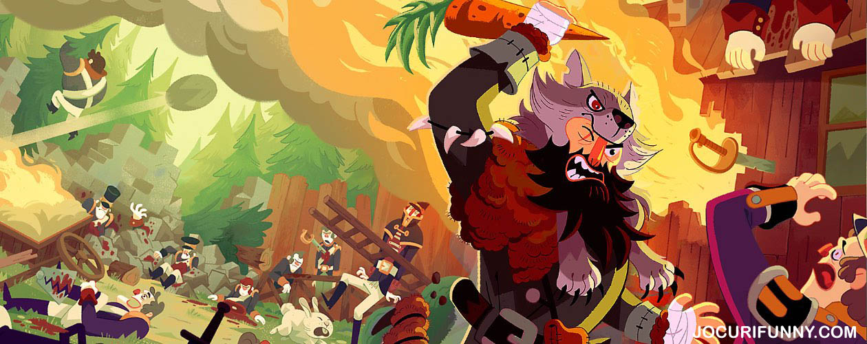 Review Game Bloodroots