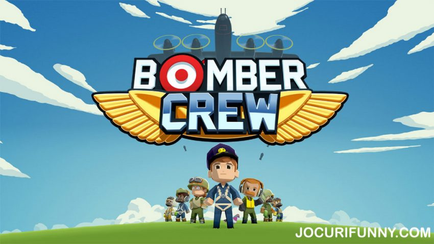 Review Game Bomber Crew