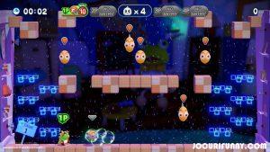 Review Game Bubble Bobble 4 Friends