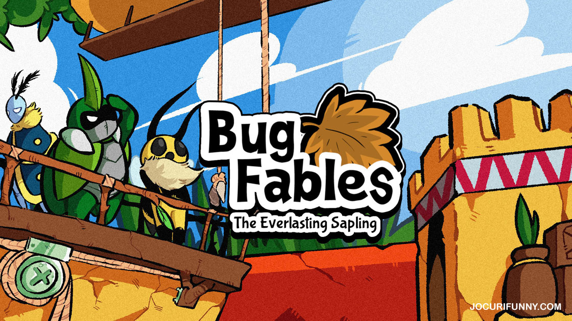 Review Game Bug Fables