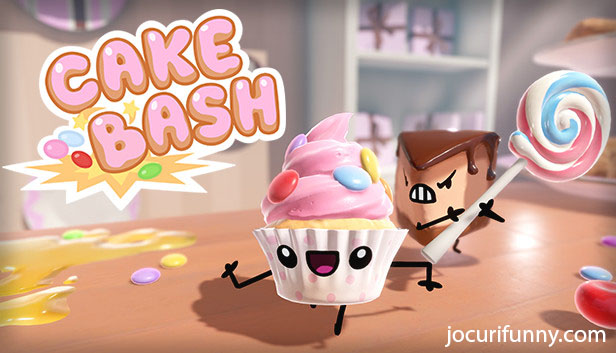 Review Game Cake Bash