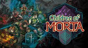 Review Game Children Of Morta